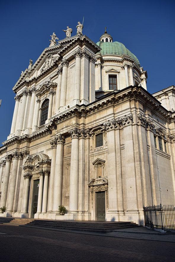 Brescia Italië Duomo