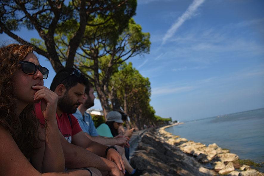 Gardameer Italië Peschiera del Garda