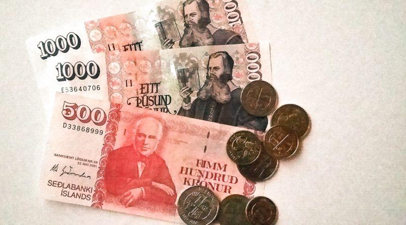 Kosten voor een reis in de winter naar IJsland