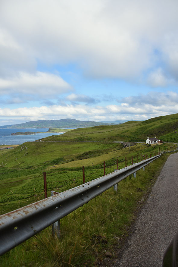 Rijden in Schotland