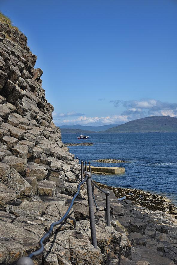 Staffa eiland looproute