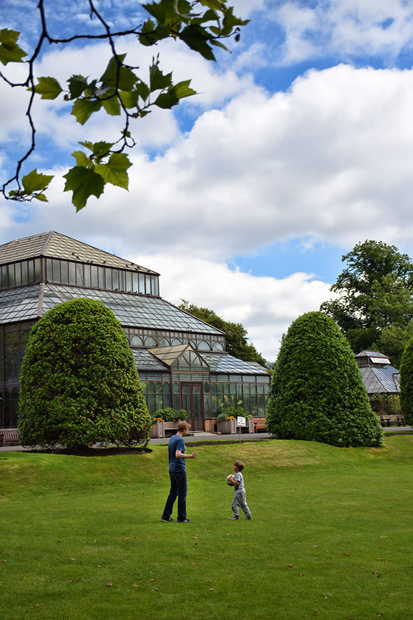 Botanische tuinen Glasgow