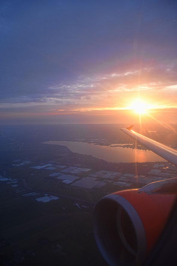 Vlucht van Schiphol naar Venetië met Easyjet