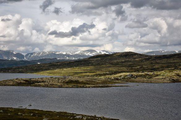 Hardangervidda Noorwegen