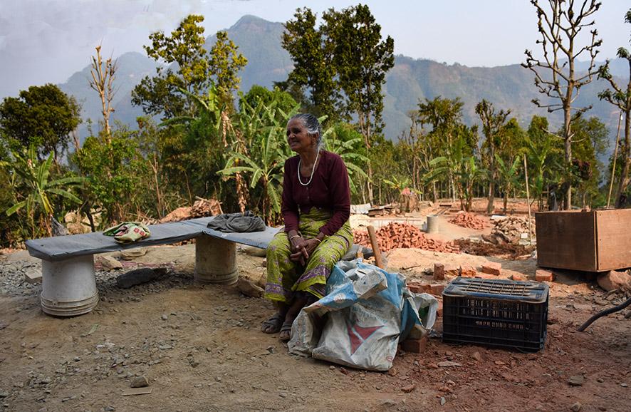 Ama Nepal vrijwilligerswerk